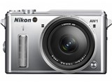 Nikon 1 AW1 防水ズームレンズキット [シルバー] 製品画像