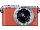 LUMIX DMC-GM1K-D レンズキット [オレンジ] 製品画像