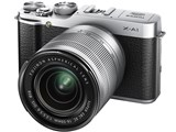 FUJIFILM X-A1 レンズキット [シルバー] 製品画像