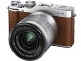 FUJIFILM X-A1 レンズキット [ブラウン] 製品画像