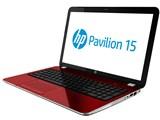 Pavilion 15-e102TX パフォーマンスモデル F0C46PA-AAAA [フライヤーレッド] 製品画像