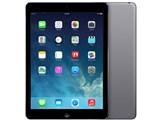 iPad Air Wi-Fi+Cellular 128GB SoftBank [スペースグレイ] 製品画像