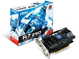 R7 250 1GD5 OC [PCIExp 1GB] 製品画像