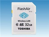 FlashAir W-02 SD-WD032G [32GB] 製品画像