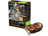 ZOTAC GeForce GTX760 2GB TwinCooler FF14 ZTGTX760-2GD5FF14R04 [PCIExp 2GB] 製品画像