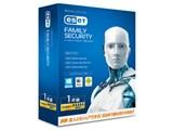 ESET ファミリー セキュリティ 製品画像