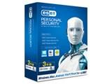 ESET パーソナル セキュリティ 3年版 製品画像