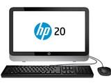 HP 20-2030jp F7F38AA-AAAA 製品画像