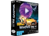 WinDVD Pro 11 for Windows 8 製品画像