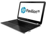 Pavilion 15-n200 AMD A4-5000搭載 スタンダードモデル 製品画像