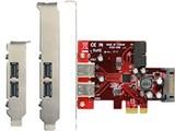 USB3.0-PCIE-P2H2 [USB3.0] 製品画像