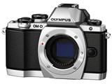 OLYMPUS OM-D E-M10 ボディ [シルバー] 製品画像