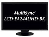 MultiSync LCD-EA244UHD-BK [23.8インチ]