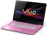 VAIO Fit 15A SVF15N27EJP [ピンク]