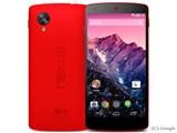 Nexus 5 EM01L 32GB イー・モバイル [ブライト レッド] 製品画像