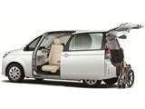 スペイド 福祉車両 2012年モデル