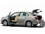 カローラ アクシオ ハイブリッド 福祉車両 2013年モデル
