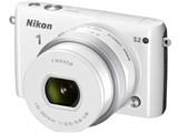 Nikon 1 S2 標準パワーズームレンズキット [ホワイト] 製品画像