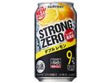 -196℃ ストロングゼロ ダブルレモン 350ml ×24缶