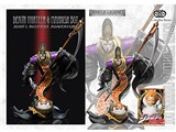 スタチューレジェンド ジョジョの奇妙な冒険 第三部 死神13(デスサーティーン)&マニッシュ・ボーイ 製品画像