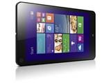 ThinkPad 8 20BNCTO1WW メモリー4GB・Microsoft Office Home and Business 2013搭載パッケージ 製品画像
