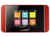 Pocket WiFi 303HW [レッド] 製品画像