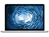MacBook Pro Retinaディスプレイ 2500/15.4 MGXC2J/A 製品画像