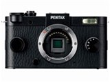 PENTAX Q-S1 ボディ [ブラック×チャコールブラック]
