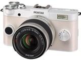 PENTAX Q-S1 ボディ [ピュアホワイト×クリーム] 製品画像
