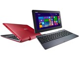 ASUS TransBook T100TA T100TA-RED-S [レッド]