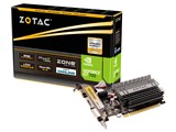ZOTAC GeForce GT 720 ZONE Edition ZT-71201-20L [PCIExp 2GB]