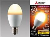 ミライエ LDA8L-G-E17/60/S [電球色] 製品画像