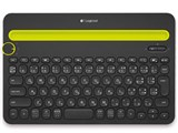 Multi-Device Keyboard K480 K480BK [ブラック]