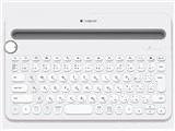 Multi-Device Keyboard K480 K480WH [ホワイト]