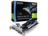 ELSA GeForce GT 720 LP 1GB GD720-1GERL [PCIExp 1GB] 製品画像