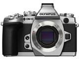 OLYMPUS OM-D E-M1 ボディ [シルバー] 製品画像