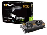 ZOTAC GeForce GTX 980 AMP! Omega Edition ZT-90202-10P [PCIExp 4GB]