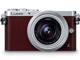 LUMIX DMC-GM1SK-T レンズキット [ブラウン] 製品画像