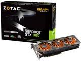 ZOTAC GeForce GTX 980 AMP! Edition ZT-90204-10P [PCIExp 4GB]