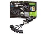 GF-QUAD-DISP/4DVI/LP [PCIExp 1GB] 製品画像
