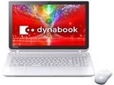 dynabook T85 T85/NW PT85NWP-HHA [リュクスホワイト]