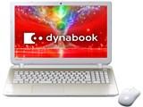 dynabook T65 T65/NG PT65NGP-SHA [サテンゴールド]