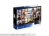 プレイステーション4 HDD 500GB Grand Theft Auto V Pack ジェット・ブラック CUHJ-10007 製品画像