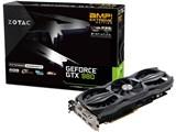 ZOTAC GeForce GTX 980 AMP! Extreme Edition NVIDIA Game Bundle 2014 ZTGTX98-4GD5EXT02/ZT-90203-10P [PCIExp 4GB]
