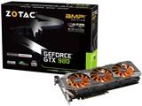ZOTAC GeForce GTX 980 AMP! Edition NVIDIA Game Bundle 2014 ZTGTX98-4GD5AMP03/ZT-90204-10P [PCIExp 4GB]