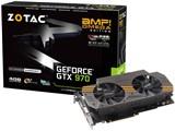 ZOTAC GeForce GTX 970 AMP! Omega Edition NVIDIA Game Bundle 2014 ZTGTX97-4GD5OMG02/ZT-90102-10P [PCIExp 4GB]