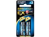 アルカリEXJ アルカリ乾電池 単3形 2本パック LR6EXJ/2BP 製品画像