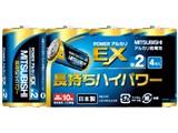 アルカリEXJ アルカリ乾電池 単2形 4本パック LR14EXJ/4S 製品画像