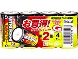 アルカリGH アルカリ乾電池 単2形 4本パック LR14GH/4S 製品画像