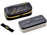 フレッシュランチボックス DSD-701-BK ブラック 製品画像